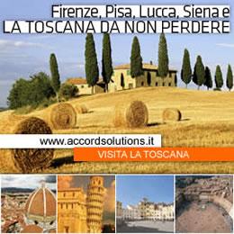 Visite guidate Firenze e Toscana