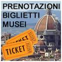 Prenotazione online biglietti musei