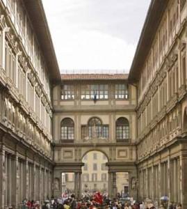 Visita alla Galleria degli Uffizi di Firenze
