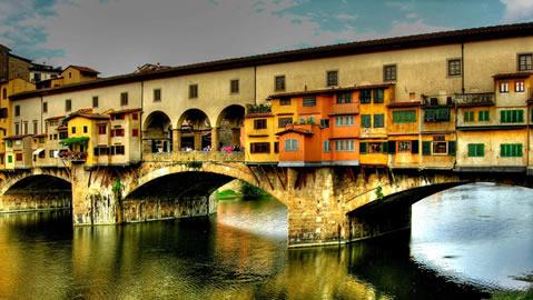 Visita del Ponte Vecchio di Firenze