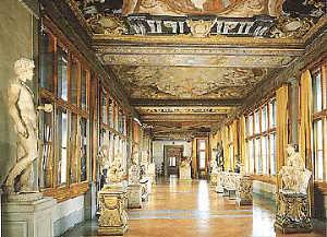Tour degli Uffizi di Firenze