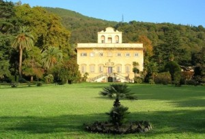 Villa di Corliano - dintorni di Pisa