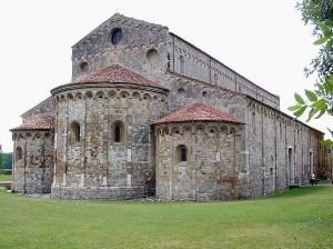 basilica san piero a grado