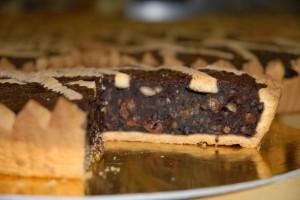 cosa mangiare a Pisa: torta co i bischeri