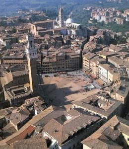 panoramica di Siena