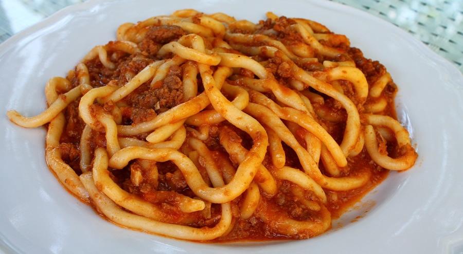 pici piatti tipici senesi